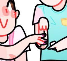 Dan & Phil Pastel Edits Nails Sticker