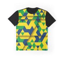 Abstract Rio de Janeiro Graphic T-Shirt