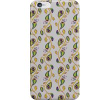 Alien Flowers iPhone Case/Skin