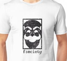 Mr Robot - Fsociety Unisex T-Shirt