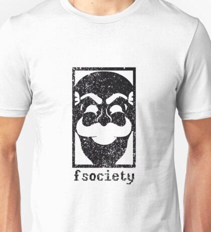 Mr Robot - Fsociety Unisex T-Shirt
