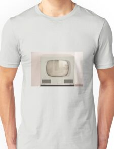 Old Television Unisex T-Shirt