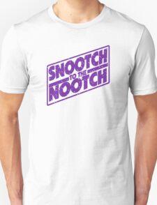 snootch 2 da nootch Unisex T-Shirt