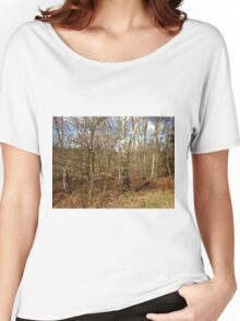 Once upon a time in Sherwood Forest.... Women's Relaxed Fit T-Shirt