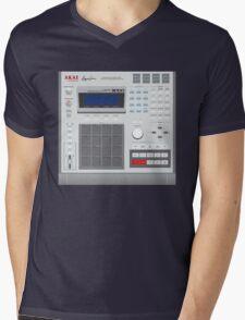 AKAI MPC 3000 Mens V-Neck T-Shirt