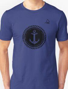 Boating Anchor t-shirt - East Peak Apparel Unisex T-Shirt