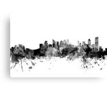 Calgary Canada Skyline Canvas Print