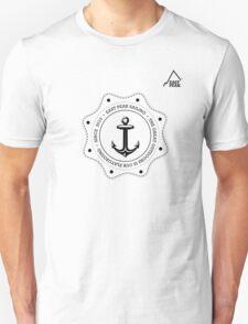 Boating t-shirt Anchor 2 - East Peak Apparel Unisex T-Shirt