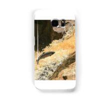 salmon leap clohan co donegal ireland Samsung Galaxy Case/Skin