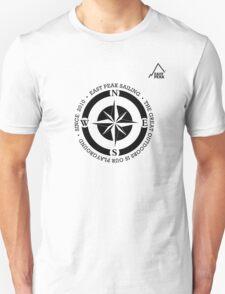 Boating t-shirt Compass - East Peak Apparel Unisex T-Shirt