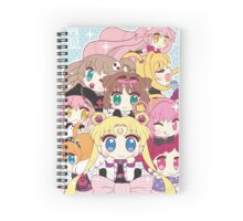 Magical Girls Spiral Notebook