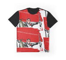 i promise me no western spy Graphic T-Shirt