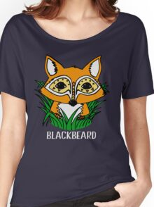 Baby Fox Women's Relaxed Fit T-Shirt