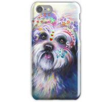 Boho Shih Tzu iPhone Case/Skin