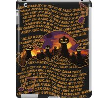 Sonic Adventure 2: Pumpkin Hill iPad Case/Skin
