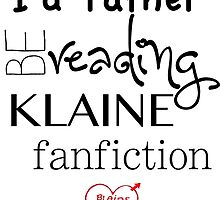 Klaine Fanfiction by Spread-Love