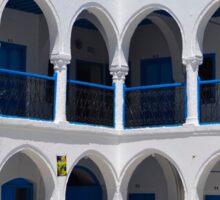 Djerba Jewish Synagogue- sleep me here Sticker