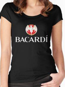 Bacardi Beer Women's Fitted Scoop T-Shirt