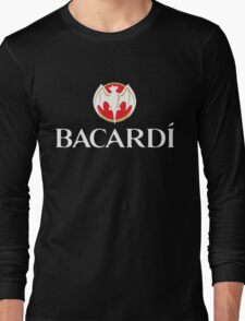 Bacardi Beer Long Sleeve T-Shirt