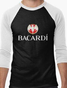 Bacardi Beer Men's Baseball ¾ T-Shirt