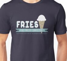 Fries Fine Frozen Confections - Mr. Freeze Unisex T-Shirt