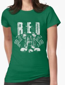 R.E.D Womens Fitted T-Shirt