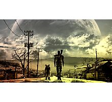 Fallout 3  Photographic Print