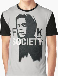 Elliot - Mr Robot Graphic T-Shirt