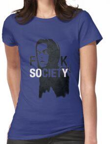 Elliot - Mr Robot Womens Fitted T-Shirt