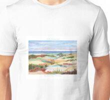 12th Street, Barnegat Light, Long Beach Island, NJ Unisex T-Shirt