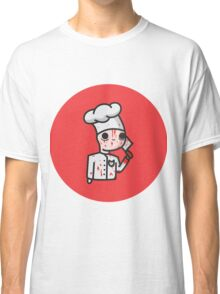 bloody chef Classic T-Shirt