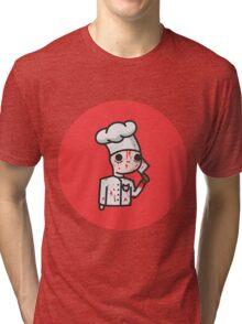 bloody chef Tri-blend T-Shirt