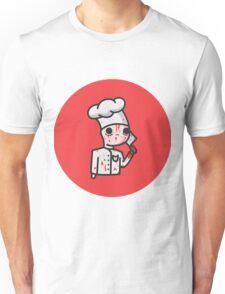 bloody chef Unisex T-Shirt