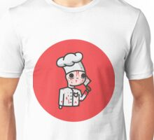 bloody chef Unisex T-Shirt