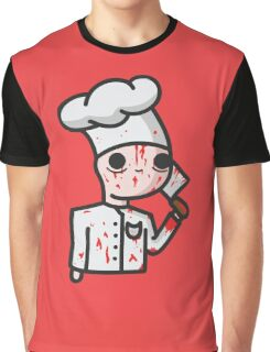 bloody chef Graphic T-Shirt