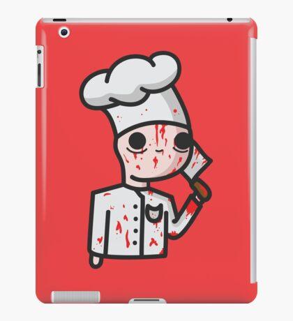 bloody chef iPad Case/Skin