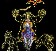Bravestarr by yellowbubble