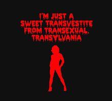 Rocky Horror - Sweet Transvestite Unisex T-Shirt