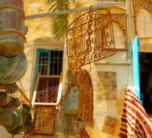 Djerba Antique store Sticker