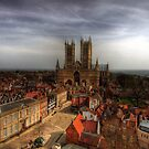 Lincoln Cathedral by Chris Tait