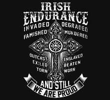 IRISH ENDURANCE... Unisex T-Shirt