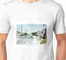 A Walk with Grandpop, Long Beach Island, NJ Unisex T-Shirt