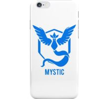 Pokémon GO: Team Mystic - COLOR iPhone Case/Skin