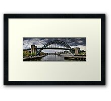 Newcastle Upon Tyne Framed Print