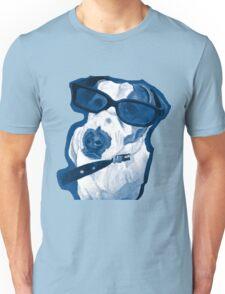 Rocking Jack Russell Unisex T-Shirt