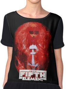 The Fifth Element Chiffon Top