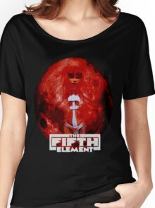 The Fifth Element Women's Relaxed Fit T-Shirt