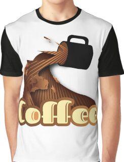 Coffee Coffee Graphic T-Shirt