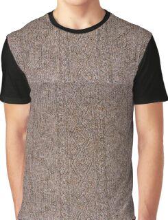 Aran Hand Knit 1 Graphic T-Shirt