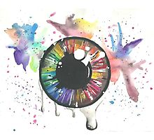 Artist's Eye Photographic Print